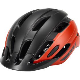 Bell Trace Helm schwarz/rot